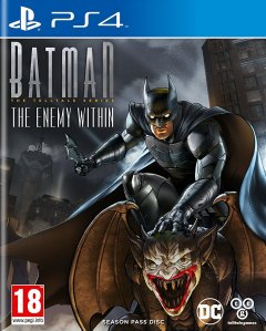 Batman: The Enemy Within: Season Pass Disc (EU)