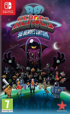 <a href='http://www.playright.dk/info/titel/88-heroes-98-heroes-edition'>88 Heroes: 98 Heroes Edition</a> &nbsp;  6/30