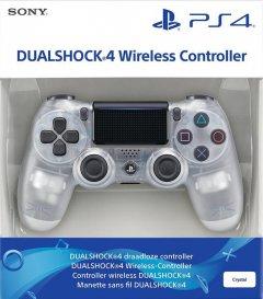 Controller [DualShock 4 Crystal] (EU)