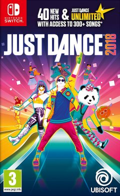 Just Dance 2018 (EU)