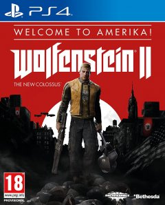 Wolfenstein II: The New Colossus [Welcome To Amerika Pack] (EU)