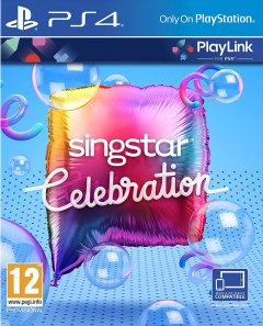 SingStar Celebration (EU)