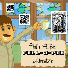 Phil's Epic Fill-A-Pix Adventure (EU)
