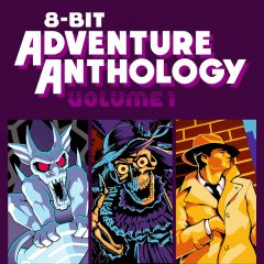 <a href='http://www.playright.dk/info/titel/8-bit-adventure-anthology-volume-i'>8-Bit Adventure Anthology: Volume I</a> &nbsp;  22/30
