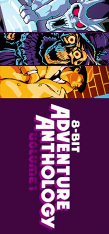 <a href='http://www.playright.dk/info/titel/8-bit-adventure-anthology-volume-i'>8-Bit Adventure Anthology: Volume I</a> &nbsp;  14/30
