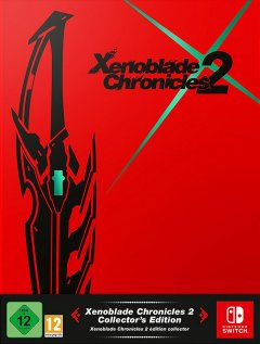 Xenoblade Chronicles 2 [Collector's Edition] (EU)
