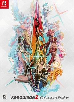 Xenoblade Chronicles 2 [Collector's Edition] (JAP)