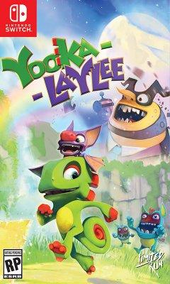 Yooka-Laylee (US)