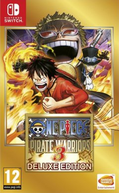 One Piece: Pirate Warriors 3: Deluxe Edition (EU)