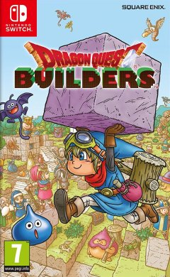 Dragon Quest Builders (EU)