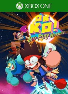 OK K.O.! Let's Play Heroes (US)