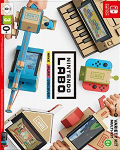 Labo Toy-Con 01: Variety Kit (EU)