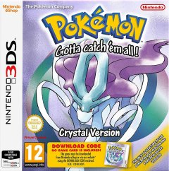 Pokémon Crystal [3DS Virtual Console] (EU)
