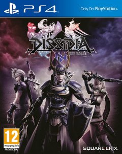 Dissidia: Final Fantasy NT (EU)