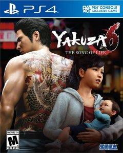 Yakuza 6: The Song Of Life (US)