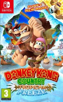 Donkey Kong Country: Tropical Freeze (EU)