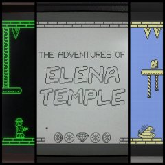 Adventures Of Elena Temple, The (EU)