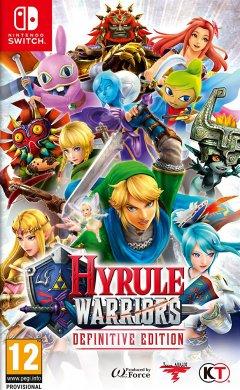 Hyrule Warriors: Definitive Edition (EU)