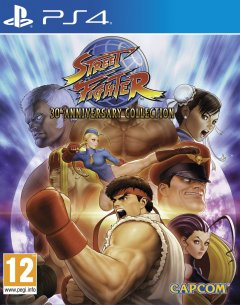Street Fighter: 30th Anniversary Collection (EU)
