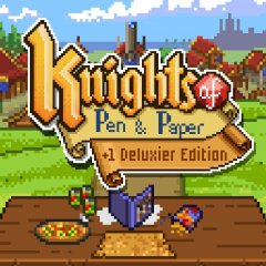 Knights Of Pen And Paper +1: Deluxier Edition (EU)