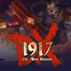 1917: The Alien Invasion DX (EU)