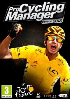 Pro Cycling Manager 2018 (EU)