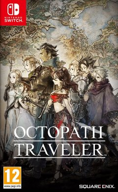 Octopath Traveler (EU)