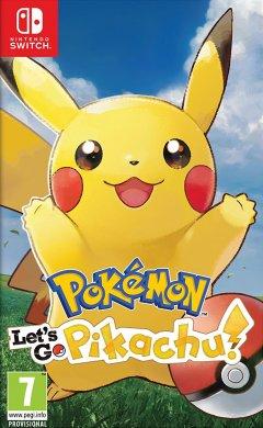 Pokémon: Let's Go! Pikachu! (EU)
