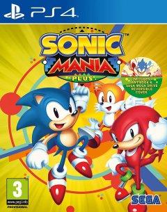 Sonic Mania Plus (EU)