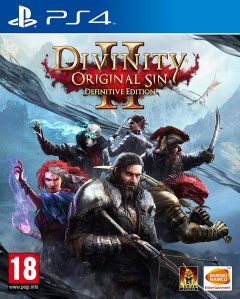 Divinity: Original Sin II: Definitive Edition (EU)