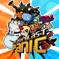 Splash Blast Panic (EU)