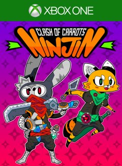 Ninjin: Clash Of Carrots (US)