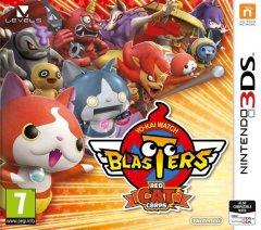 Yo-Kai Watch Blasters: Red Cat Corps (EU)