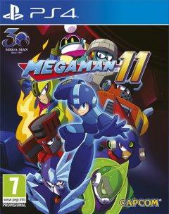 Mega Man 11 (EU)