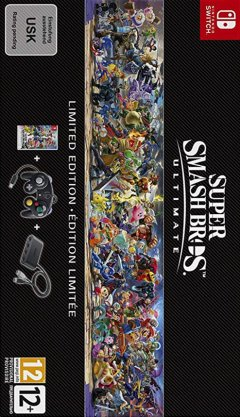 Super Smash Bros. Ultimate [Limited Edition] (EU)