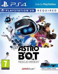 Astro Bot: Rescue Mission (EU)