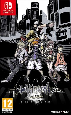 World Ends With You, The: Final Remix (EU)