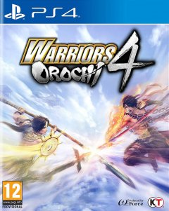 Warriors Orochi 4 (EU)