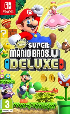 New Super Mario Bros. U Deluxe (EU)