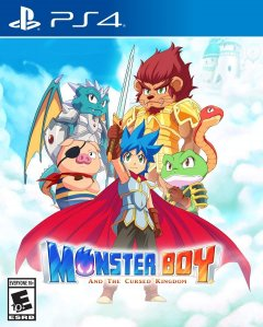 Monster Boy And The Cursed Kingdom (US)