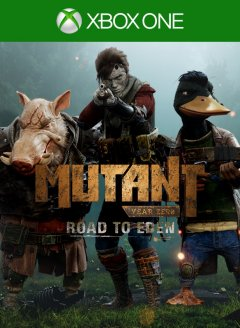 Mutant Year Zero: Road To Eden (US)