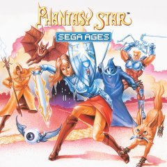 Sega AGES: Phantasy Star (EU)