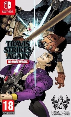 Travis Strikes Again: No More Heroes (EU)