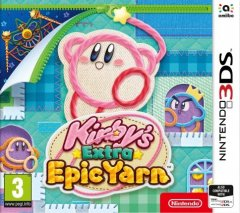 Kirby's Extra Epic Yarn (EU)