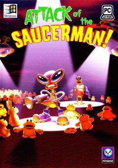 Attack Of The Saucerman (EU)