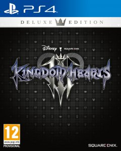 Kingdom Hearts III [Deluxe Edition] (EU)