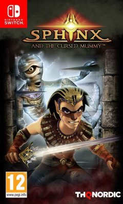 Sphinx And The Cursed Mummy (EU)