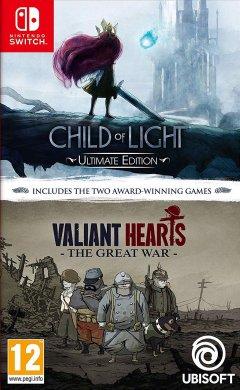 Child Of Light / Valiant Hearts (EU)
