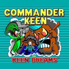 Commander Keen In Keen Dreams (EU)