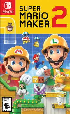 Super Mario Maker 2 (US)